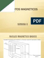 Circuitos Magneticos (Semana 3)
