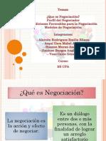 2. NEGOCIACIÓN (GRUPO #2)