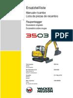 Manual de Partes-3503