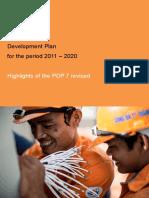 Vietnam Power Development Plan Rev 7 2020 - 2030
