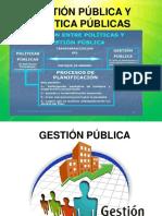 GESTIÓN PÚBLICA Y POLÍTICA PÚBLICAS.ppt