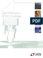 Linear HighPerformanceDC-DC Controllers 2015