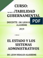Unidad 01 el estado y los sistemas administrativos  2019-1.pdf