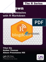 [smtebooks.eu] blogdown_ Creating Websites with R Markdown 1st Edition.Pdf