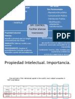 0. Introducción Propiedad Industrial y Competencia Desleal