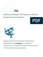 Proteína - Wikipedia, la enciclopedia libre.pdf