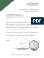 Consulta la Declaración Patrimonial del diputado Eric Domínguez Vázquez