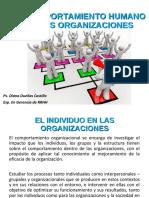 elindividuoenlasorganizaciones-170406144115