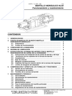1.- Rock drill HLX5 Maintenance ES.pdf