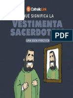 VESTIMENTA Litúrgica Del Sacerdote
