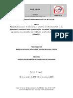 Informe Final Estrategia de Tamizaje Arboledas
