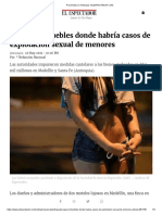 Proxenetas en Antioquia