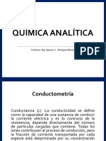conductometría