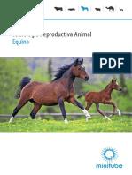 Minitube_Catálogo Tecnología Reproductiva Equino_ES