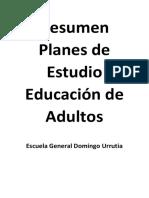 Resumen Planes de Estudio Educación de Adultos.docx