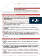 Criterios STOPP Version 2 Española