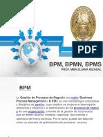 Bpm, Bpmn, Bpmns Con Videos