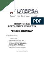 COMIDA CHATARRA.docx