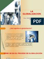 La Globalizacion.