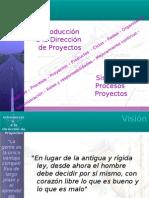 5886 I Sistemas Procesos Proyectos