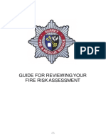 10 Review Your Fire Risk Assessment Guide