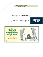 Cleaning City Campaign