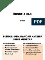 BUNDELS HAIS IPCN