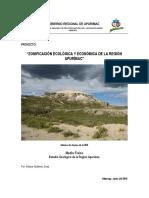 Estudio Geologico de La Region Apurimac ZEE