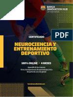 Certificado en Neurociencia y Entrenamiento Deportivo