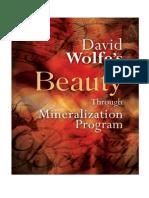 Beauty Mineralization
