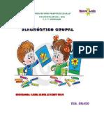 DIAGNOSTICO GRUPAL 1° 18-19