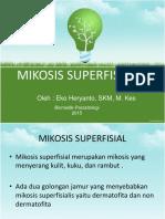 Mikosis Superfisialis
