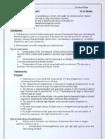 Turbidimetry and Nephelometry1