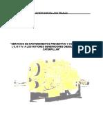 Especificaciones Tecnicas Generadores Caterpillar REV AMB