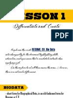 Final Script
