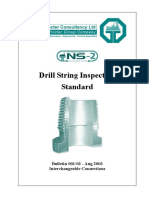 NS-2 Drill String Inspection Standard Bulletin #001