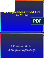 A Forgiveness-Filled Life
