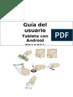 Manual de Uso(Tableta I)