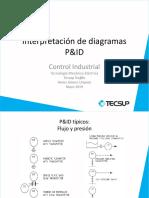 interpretacion de diagramas p y id