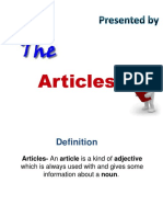 PPT Articles