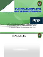 POGI, USG, 2014, FINAL, 8. Trimester 1 & Patologi Yg Sering Terjadi, 20140422 Versi Presentasi