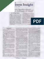 Malaya, May 21, 2019, Next Speaker should follow foorsteps of GMA.pdf