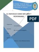 EL INDIVIDUO COMO SER LIBRE Y RESPONSABLE DESDE EL PUNTO DE VISTA DE ERICH FROMM.docx