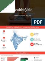 HealthifyMe Corporate Wellness