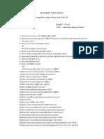 CBSE Class 12 Political Science Worksheet (7)