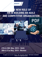 The New Role of HR in building an agile & competitive organization.pdf