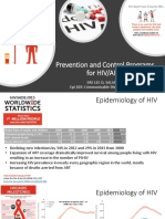 Prevention and Control Programs of HIV