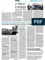 """Con il progetto """"Movis"""" un aiuto ai pazienti oncologici / Ercole Bellucci, poeta della forma e del destino - Il Resto del Carlino del 18 maggio 2019"""