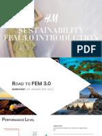 Road to FEM 3.0