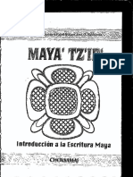 Maya-Tz'ib